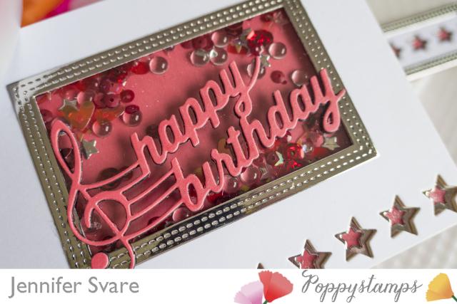 HappyBirthday Stars Card