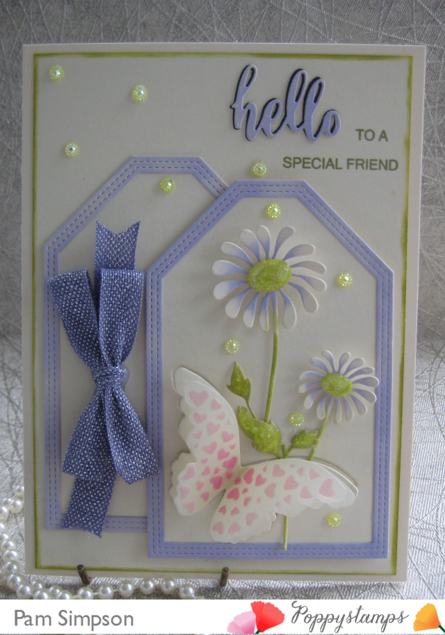 Double Stitch Tag Frames