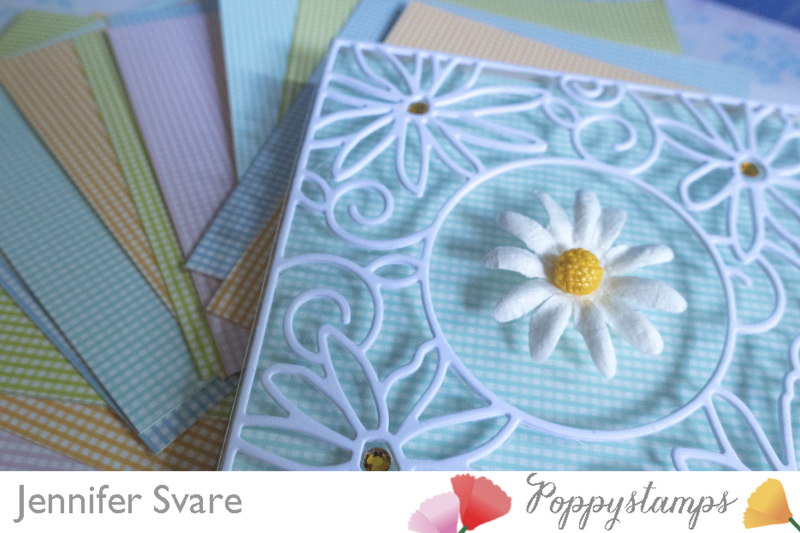 Daisy Notepad Colors