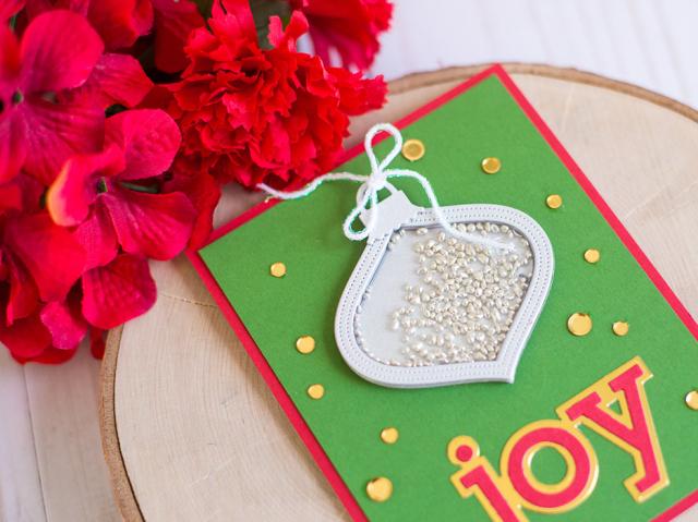 Rebecca keppel poppystamps joy shaker card 2