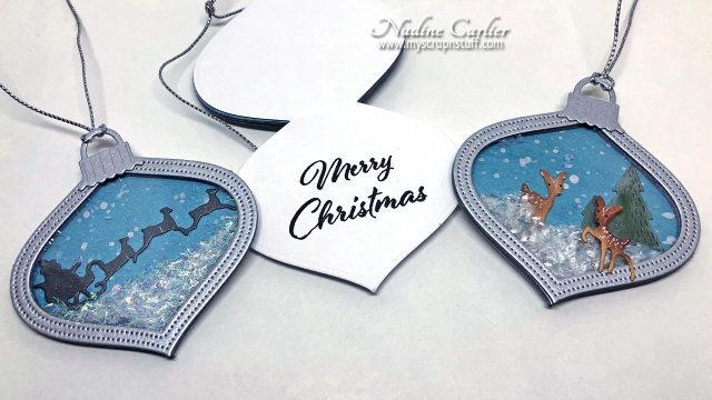 Shaker Gift Tags with Poppystamps by Nadine Carlier 4