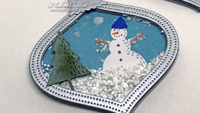 Shaker Gift Tags with Poppystamps by Nadine Carlier 2