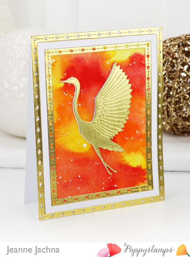 Watercolor-Heron