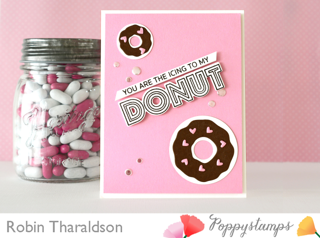 2167 Big Donut craft die