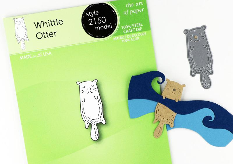 Otter-Love-Four