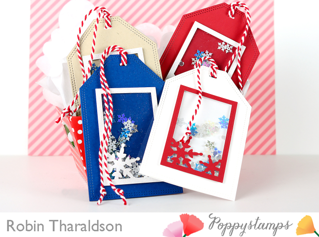 Holiday Tags Full With