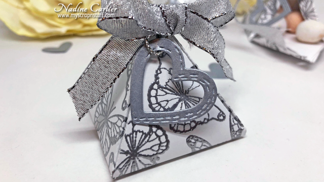 DIY Wedding Favors Gift Boxes by Nadine Carlier 1