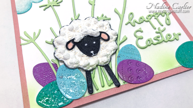 Cute Easter Card by Nadine Carlier 1
