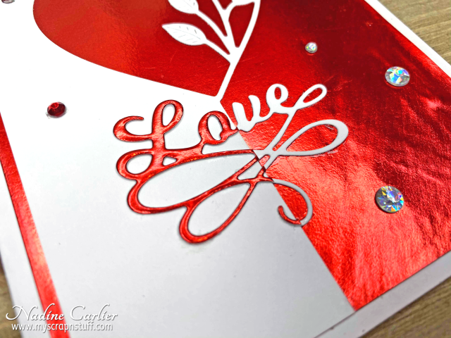 Valentine's Day Card by Nadine Carlier 1