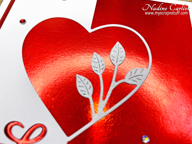 Valentine's Day Card by Nadine Carlier 2