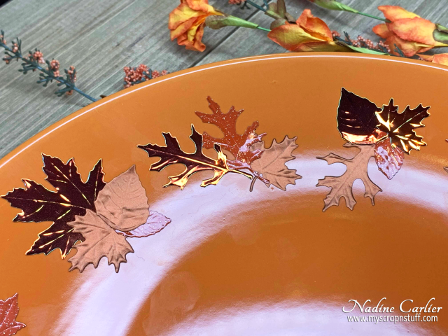 Autumn Plate by Nadine Carlier 3