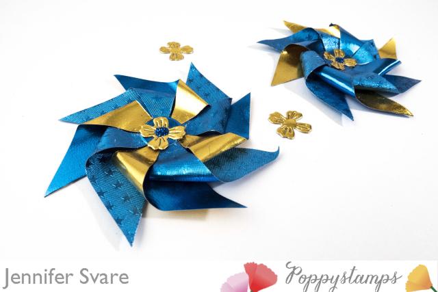 Foil Pinwheel 2