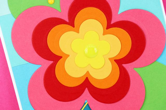Rainbow-Flower-Four