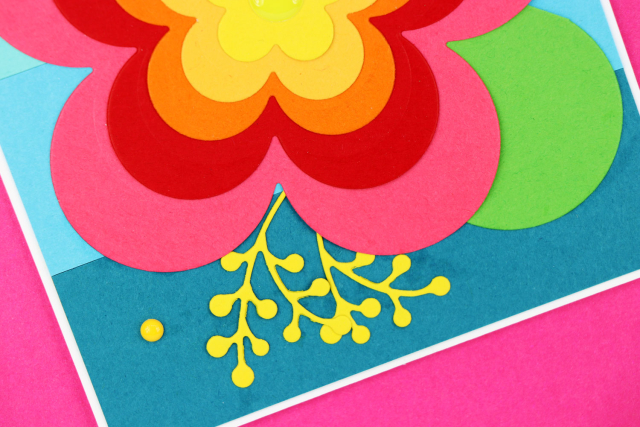 Rainbow-Flower-Five