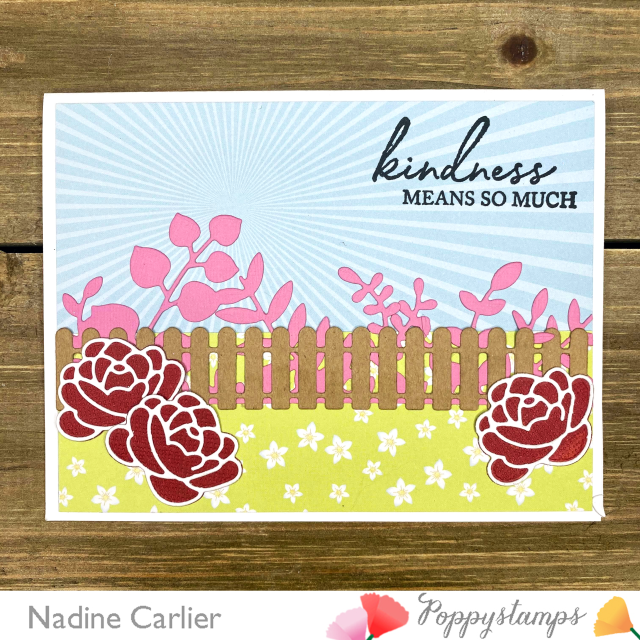 Kindness Card by Nadine Carlier