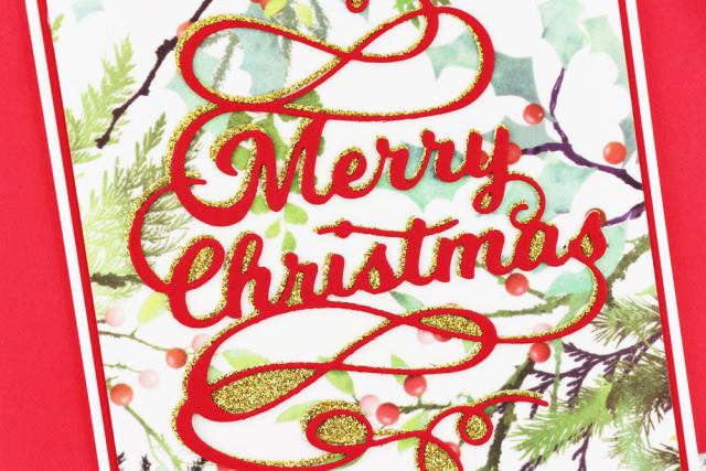 Merry Christmas Script-Poppystamps-Jeanne Jachna-CU1