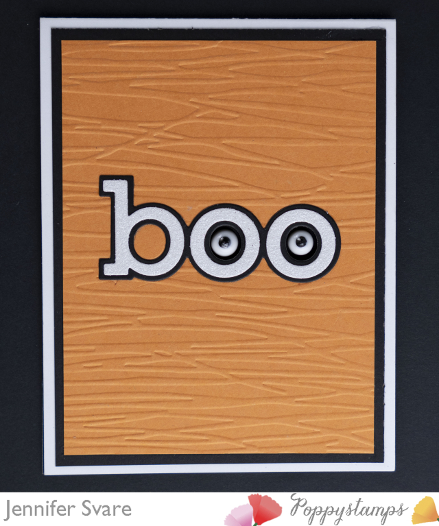 2263 Boo Outline