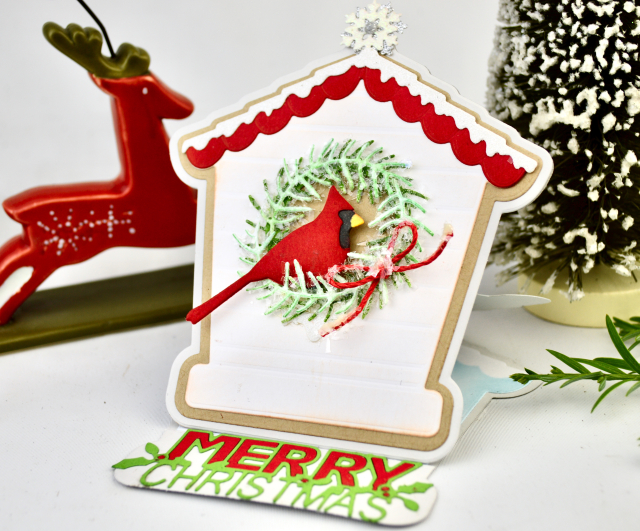 CL494 Christmas Fun clear stamp set