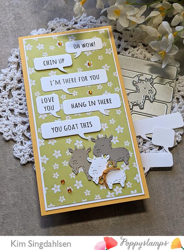 2441 Whittle Goat craft die