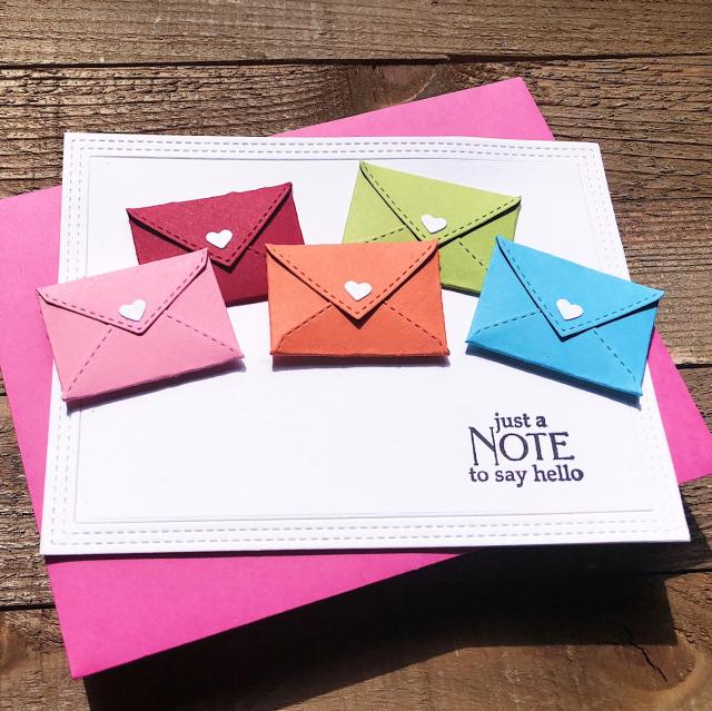 2294 Stitched Envelope
